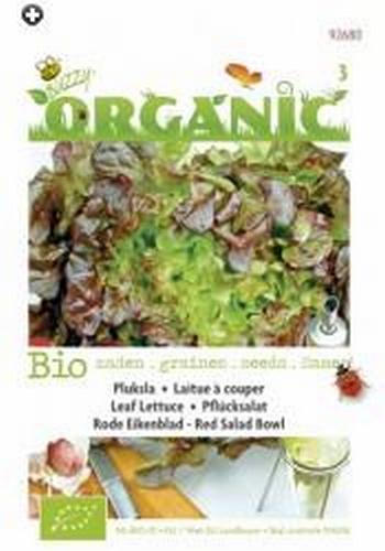92680 BO Laitue à couper Red Salad Bowl  1 gramme
