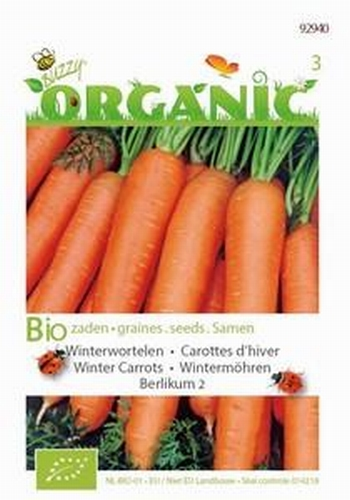 92940 BO Winterwortelen Berlikum 2 -  1,5 gram