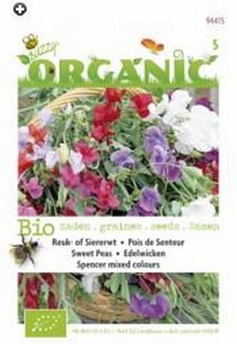 94415 BO Pois de Senteur Spencer mixed colours  2,5 grammes