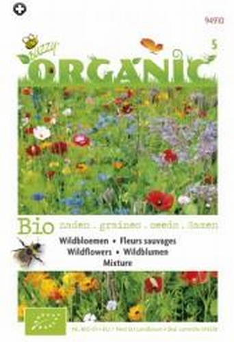 94910 BO Fleurs sauvages Mixture  2 grammes