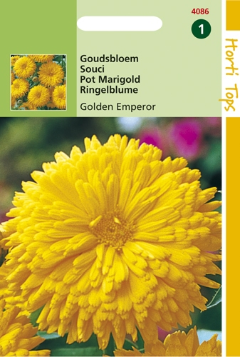 4086 HT Goudsbloem Golden Emperor 2 gram
