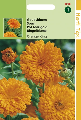 4088 HT Goudsbloem Orange King 2 gram