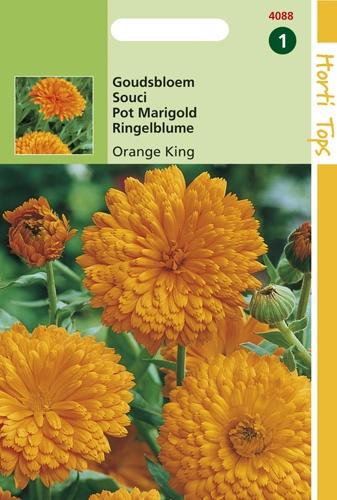 4088 HT Goudsbloem Orange King 2 gram