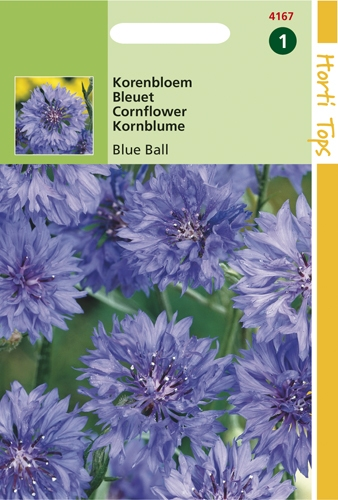 4167 HT Korenbloem Blue Ball 1,5 gram