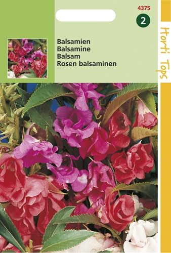 4375 HT Balsamien camelliabloemig 1,5 gram