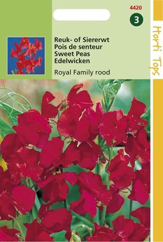 4420 HT Pois de senteur Royal Family rouge  4 grammes