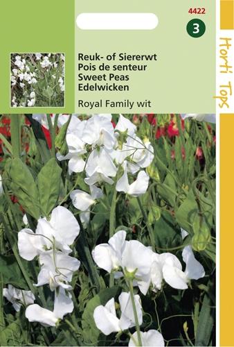 4422 HT Reuk- of Siererwt Royal Family wit