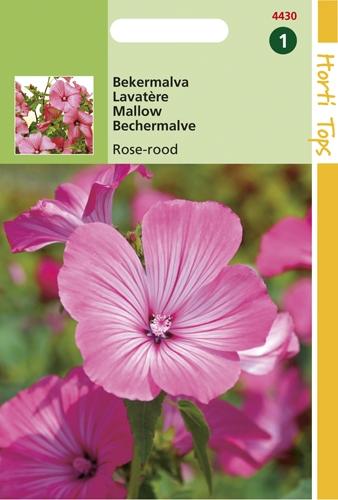 4430 HT Bekermalva Rose-Rood 1,5 gram