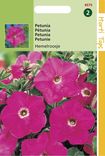 4575 HT Petunia Hemelroosje 0,2 gram