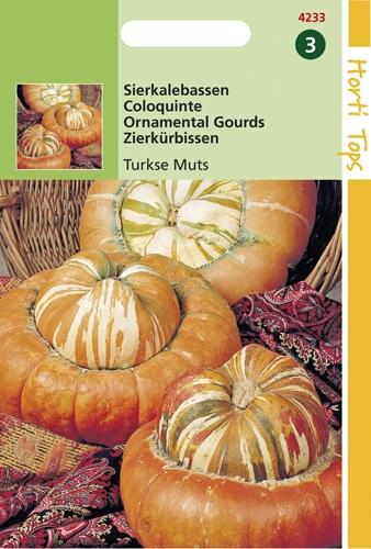 4233 HT Sierkalebassen Turkse Muts 2 gram