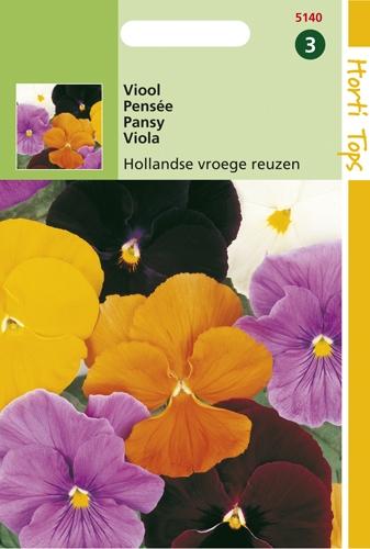 5140 HT Viool Hollandse vroege Reuzen 0,4 gram