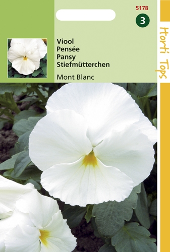 5178 HT Pensée Mont Blanc  0,4 gramme