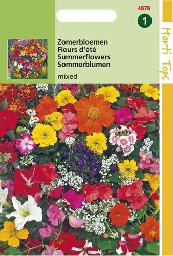 4878 HT Zomerbloemen gemengd 1,5 gram