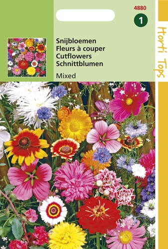 4880 HT Fleurs à couper en mélange  1,5 gramme