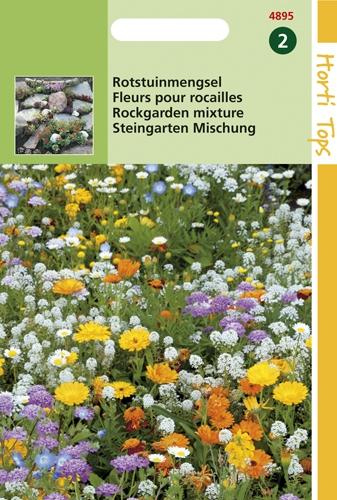 4895 HT Plantes tapissantes en couleurs variées  1 gramme