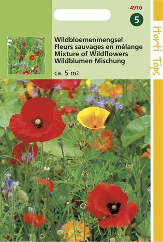 4910 HT Wildbloemenmengsel 5 gram