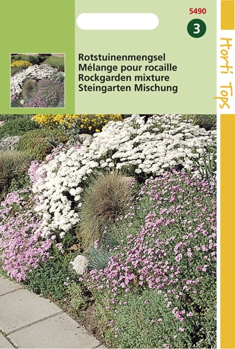 5490 HT Mélange pour rocaille  1 gramme
