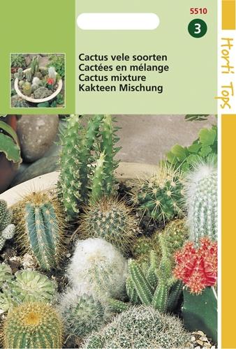 5510 HT Cactus vele soorten 0,2 gram