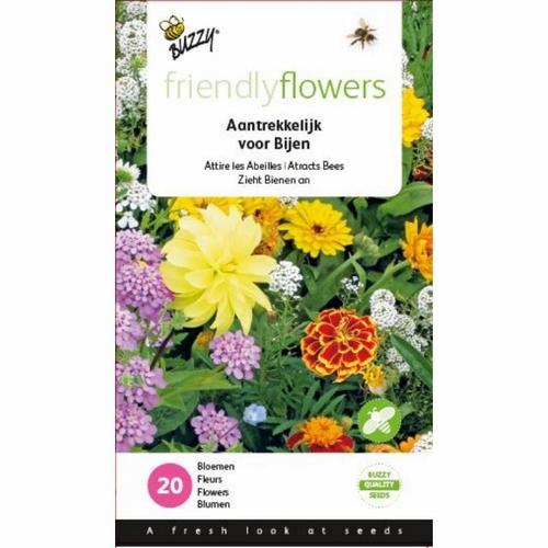 Friendly Flowers Bijen Laag 15m²