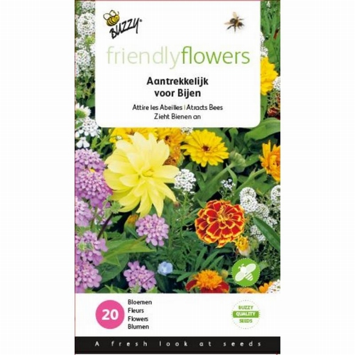 Friendly Flowers Bijen Laag 15m²