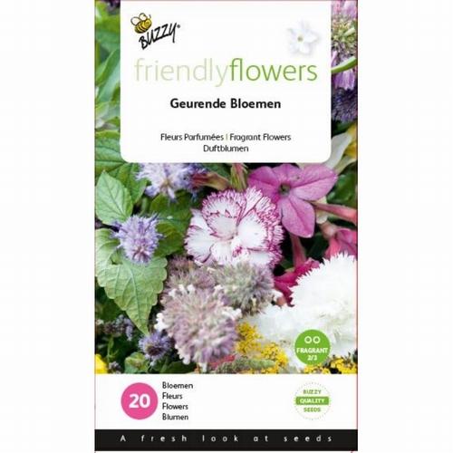 Friendly Flowers Mix Geurende 15m²