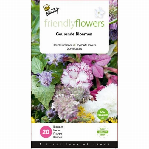 Friendly Flowers Mix Geurende 15m²