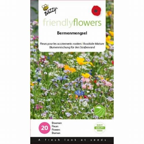 Friendly Flowers Mix Bermenmengsel 15m²