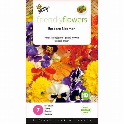 Friendly Flowers Eetbare bloemen 15m²