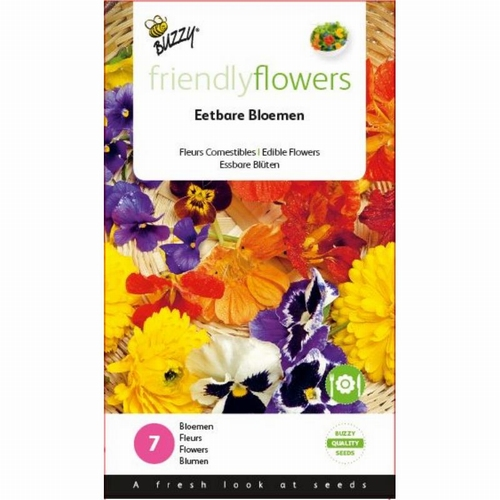 Friendly Flowers Eetbare bloemen 15m²