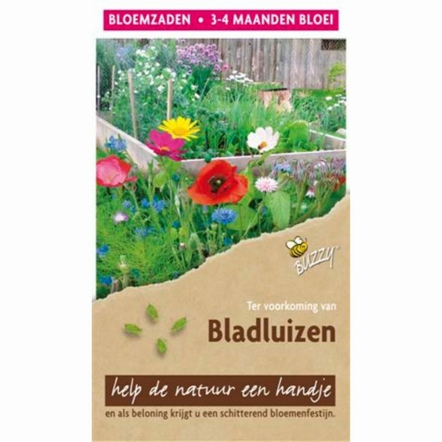 Flower Mix Bladluis 15m²