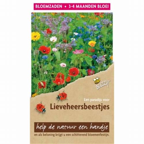 Flower Mix Lieveheersbeestjes 15m²