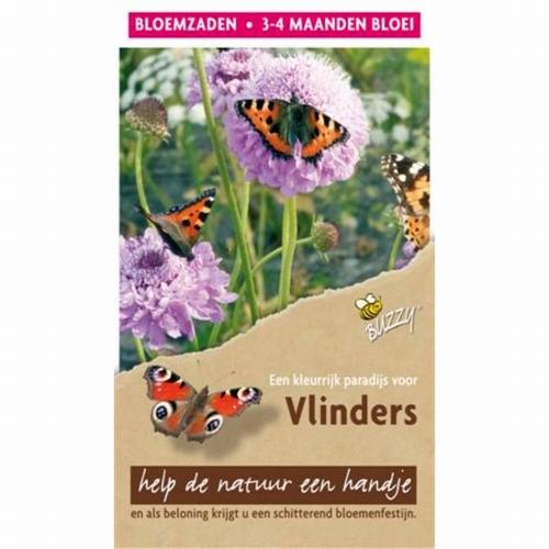 Flower Mix Vlinder 15m²