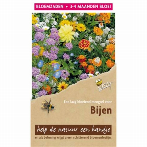 Flower Mix Bijen Laag 15m²