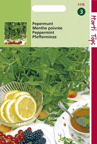 1170 HT Menthe poivrée  0,08 gramme