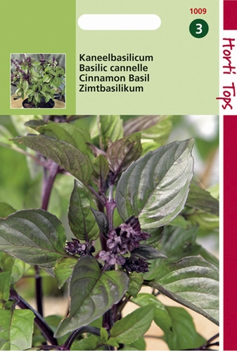 1009 Basilic cannelle  1,5 gramme